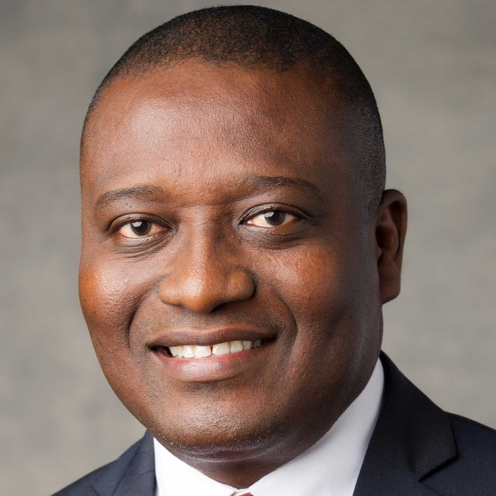 (Photo courtesy of The Church of Jesus Christ of Latter-day Saints) Adeyinka Ayodeji Ojediran is a newly named general authority Seventy.