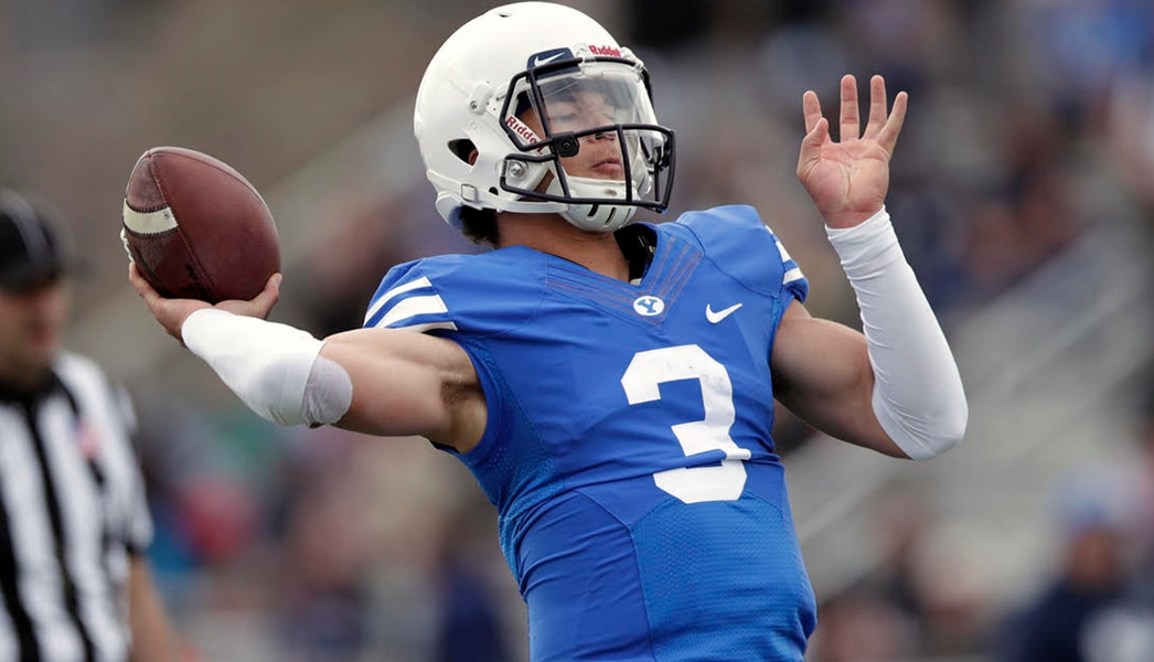 Zach Wilson is the starting QB at BYU, but coaches are scheming to get his backups on the field, somehow