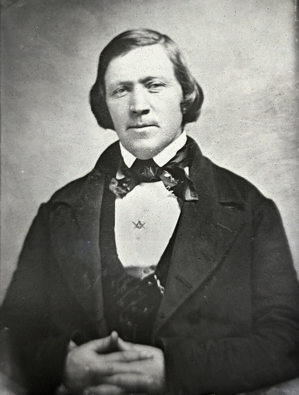 (Photo courtesy of The Church of Jesus Christ of Latter-day Saints) Brigham Young