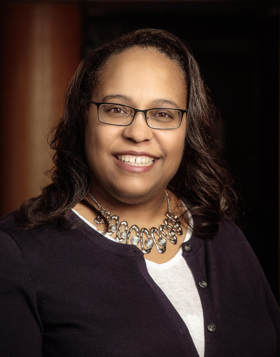 (Photo courtesy of Adrienne Andrews) Adrienne Andrews is the assistant vice president for diversity and chief diversity officer at Weber State University.