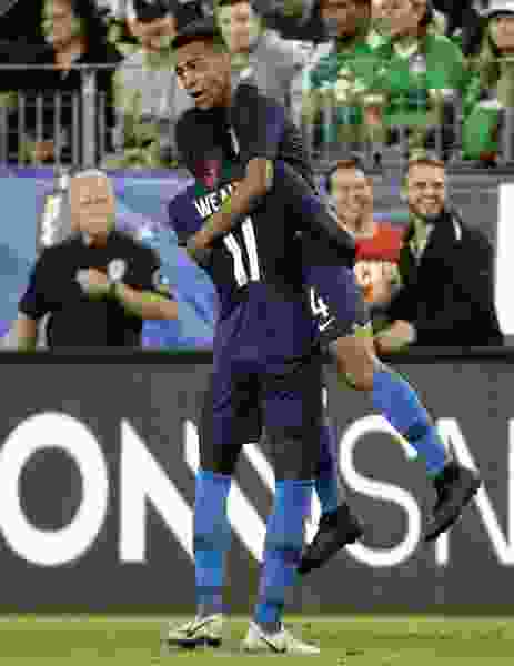 Tyler Adams scores first goal to give U.S. 1-0 win over Mexico