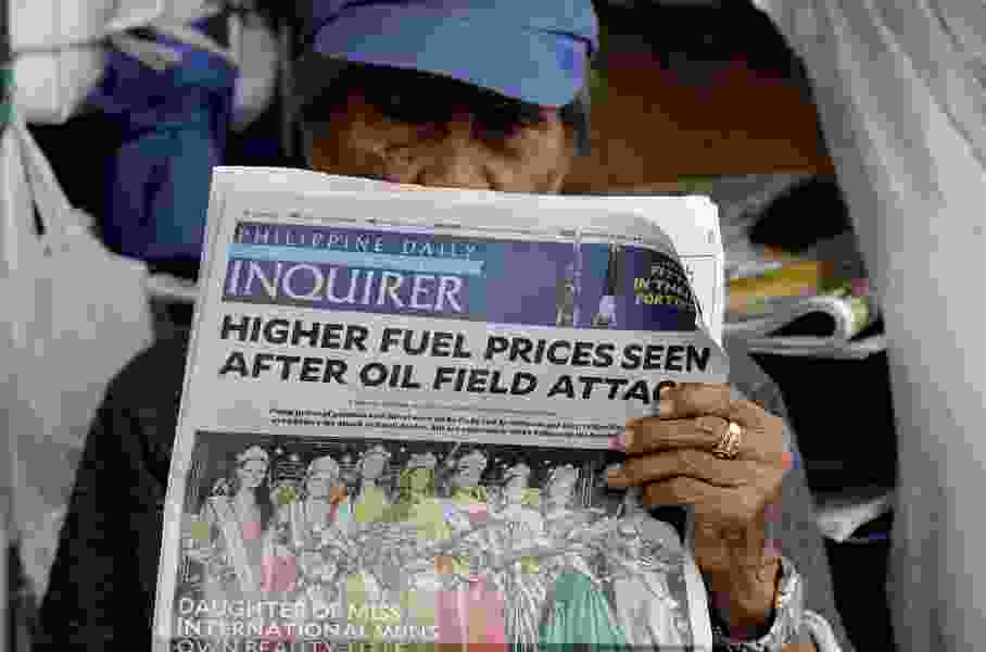 Letter: Oil prices go down, violence goes up