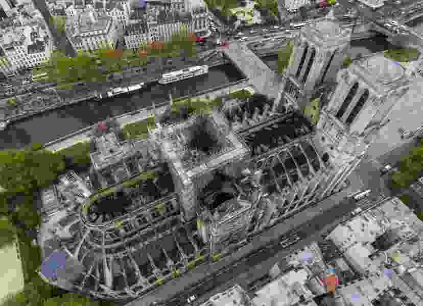 Commentary: Notre Dame's history is 9 centuries of change, renovation and renewal