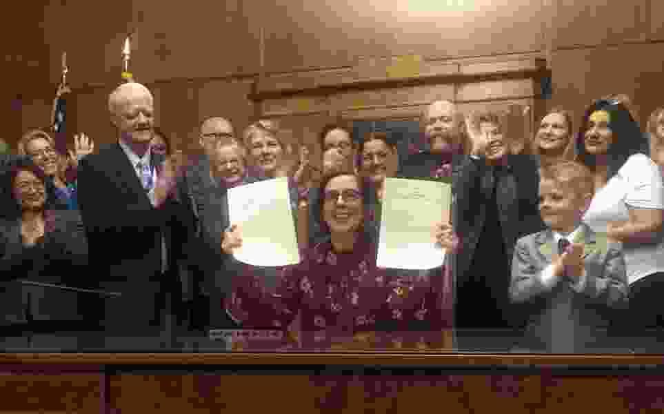 Oregon OKs 1st statewide US mandatory rent control law