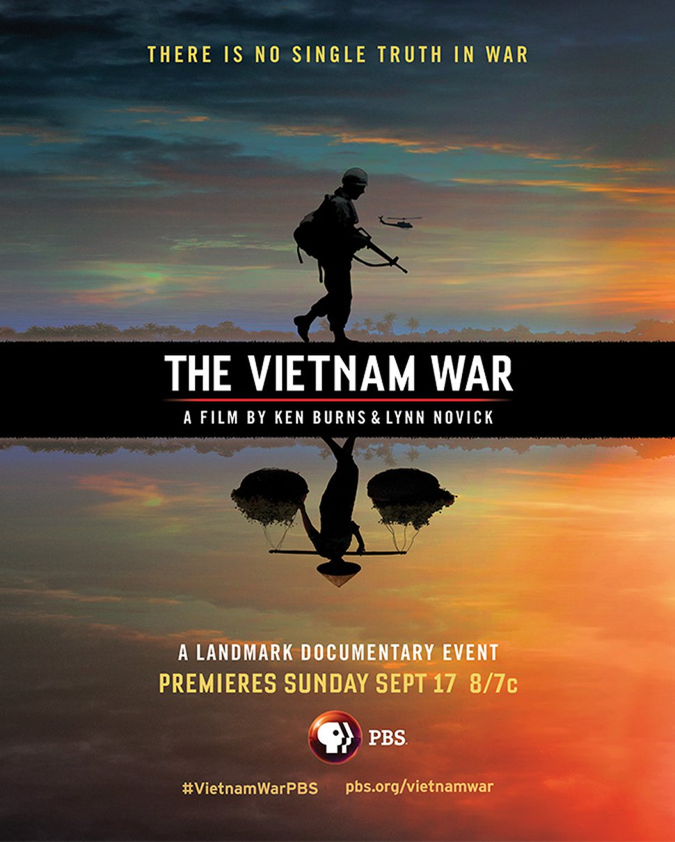 "(Credit: Courtesy of PBS) ""The Vietnam War"" begins airing on Sunday, Sept. 17, at 7 p.m. on KUED-Ch. 7."