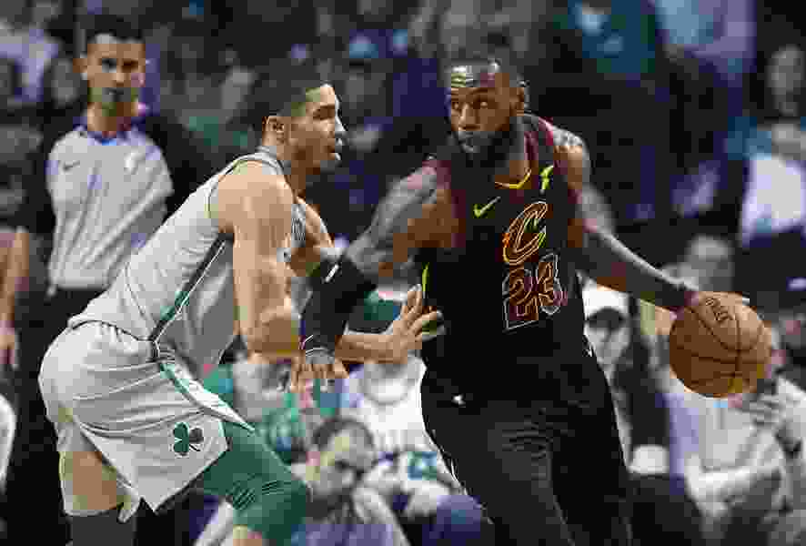 Connected at hip: Cavs, Celtics intertwined since big trade