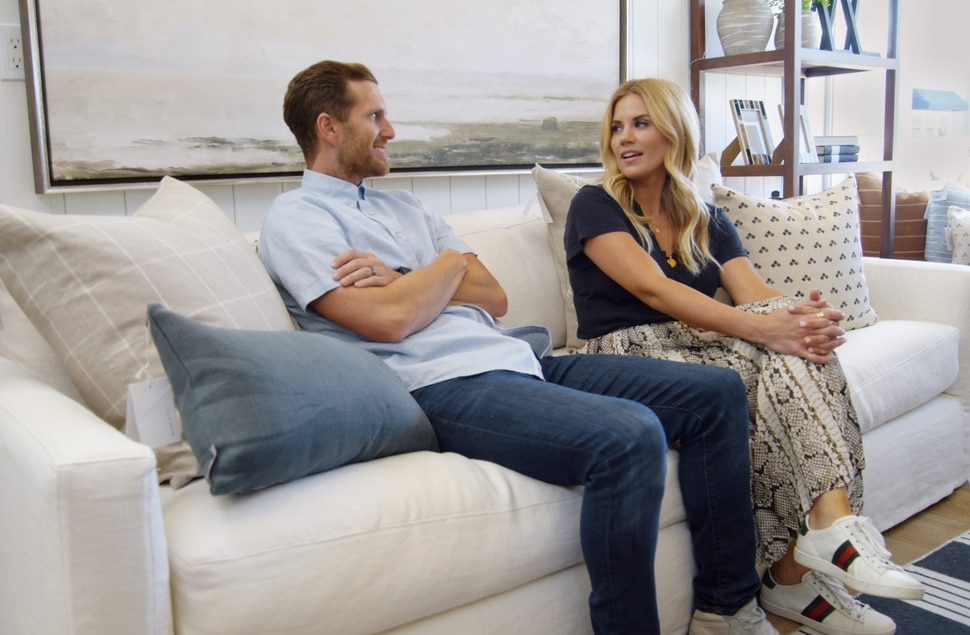 (Photo courtesy of Netflix) Syd and Shea McGee in Dream Home Makeover.