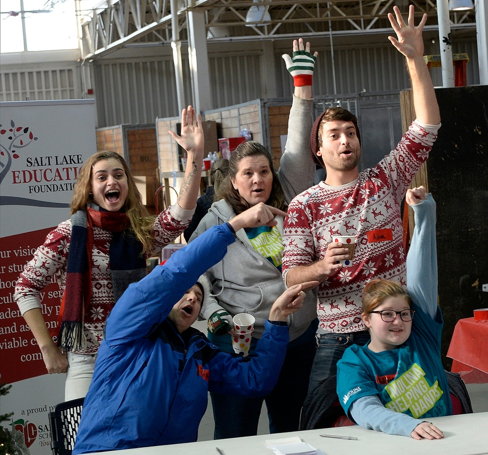 Needy Salt Lake City kids and their families get a ticket to ...