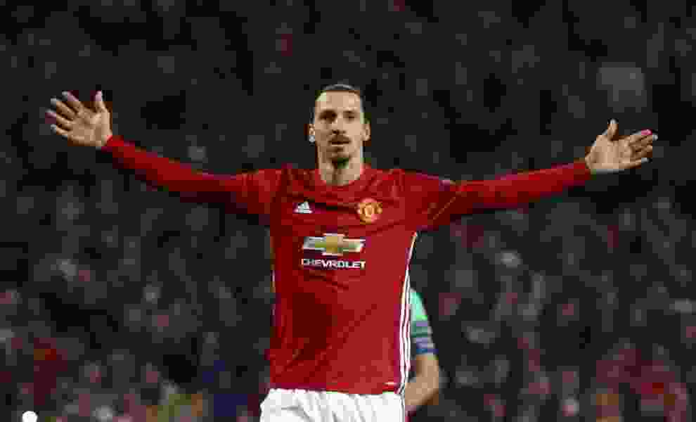Ibrahimovic leaves Manchester United to join MLS, L.A. Galaxy