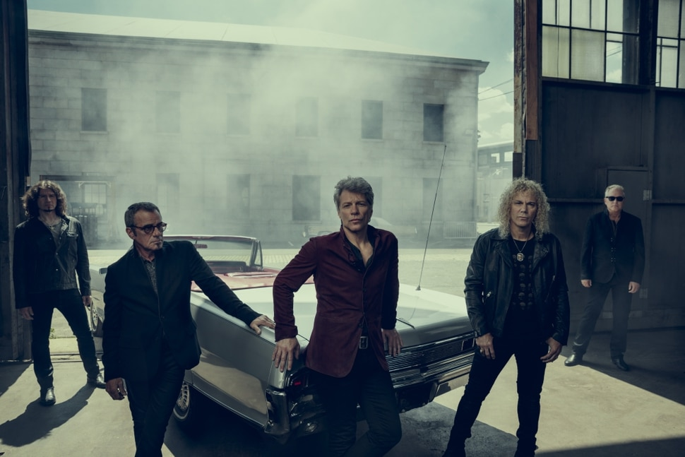"(Photo courtesy of Norman Jean Roy) Rock band Bon Jovi will visit Vivint Smart Home Arena in Salt Lake City on Friday, March 16, 2018 as part of their ""This House Is Not For Sale"" tour."