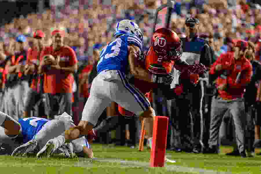 There are lower expectations for BYU's linebackers this year, but that's not a bad thing