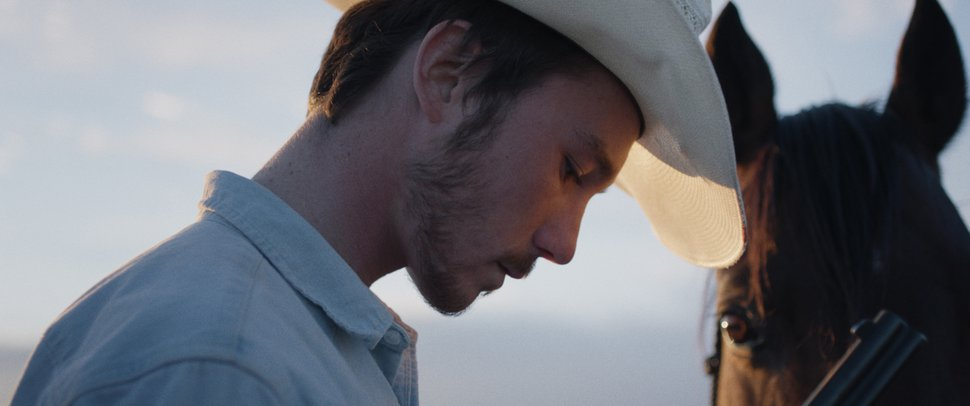 (Joshua James Richards | courtesy Sundance Institute) Brady Jandreau plays a rodeo cowboy who must find a new career, in Chloe Zhao's drama
