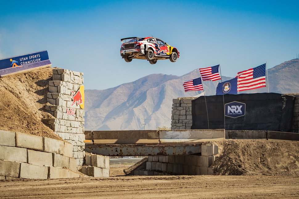 (File photo courtesy of Nitro World Games) The annual Nitro World Games were scheduled to return to Utah this summer at the Utah Motorsports Campus near Tooele before the coronavirus hit.
