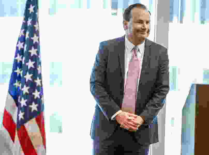Sen. Mike Lee strikes deal to get a final vote on 9/11 compensation bill