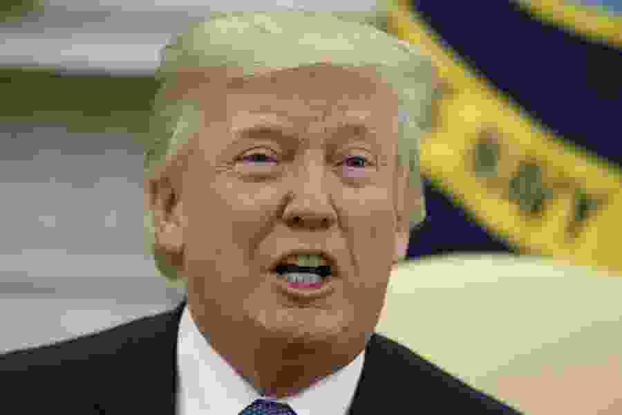 Letter: Trump raises a smokescreen of patriotism