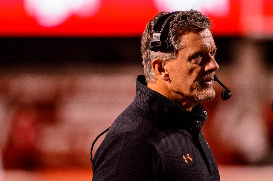 Monson: Troy Taylor is gone, and Kyle Whittingham, the Dark Overlord of Utah's offense, reigns on