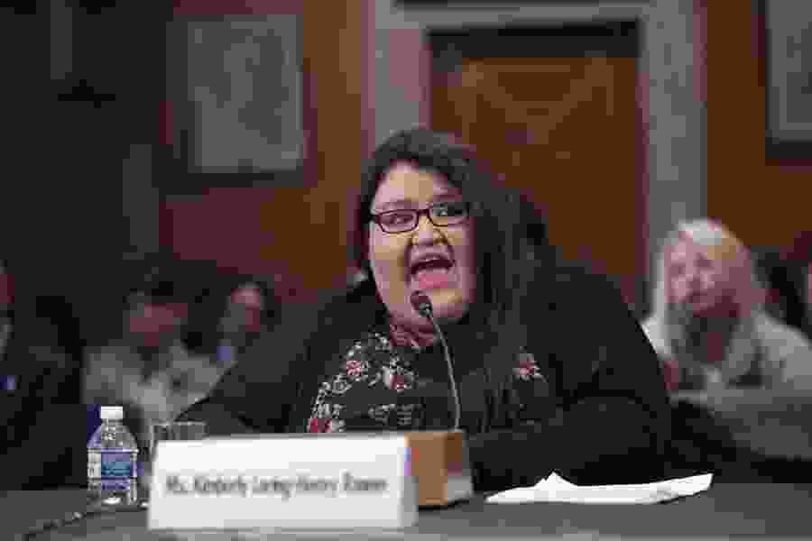 Senate panel hears of Native women's deaths, disappearances