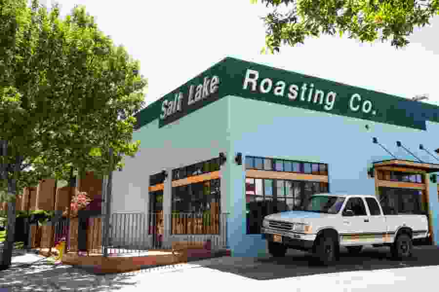 Relocated, smaller Salt Lake Roasting Company is a blend of new and nostalgia