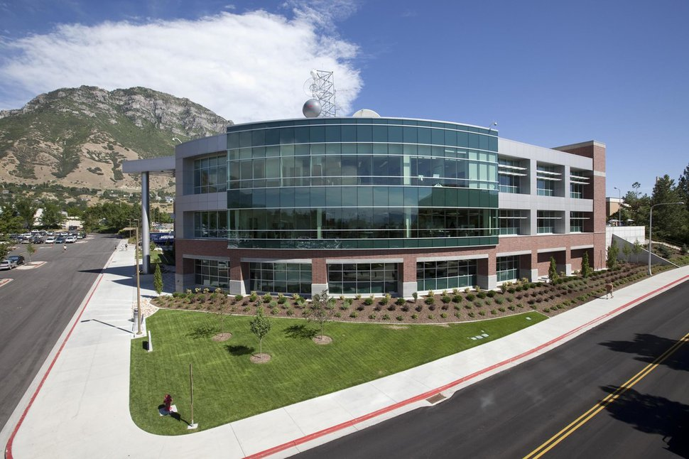 (photo courtesy KBYU) The BYU Broadcasting Building, on the Brigham Young University campus. KBYU Eleven will have a community event for kids and families on Saturday, June 30, to mark the station's switch to BYUtv on Monday, July 2.