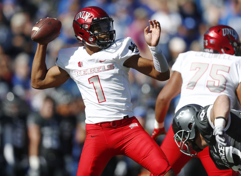 Utah State\'s visit to UNLV could help determine the rest of Aggies ...