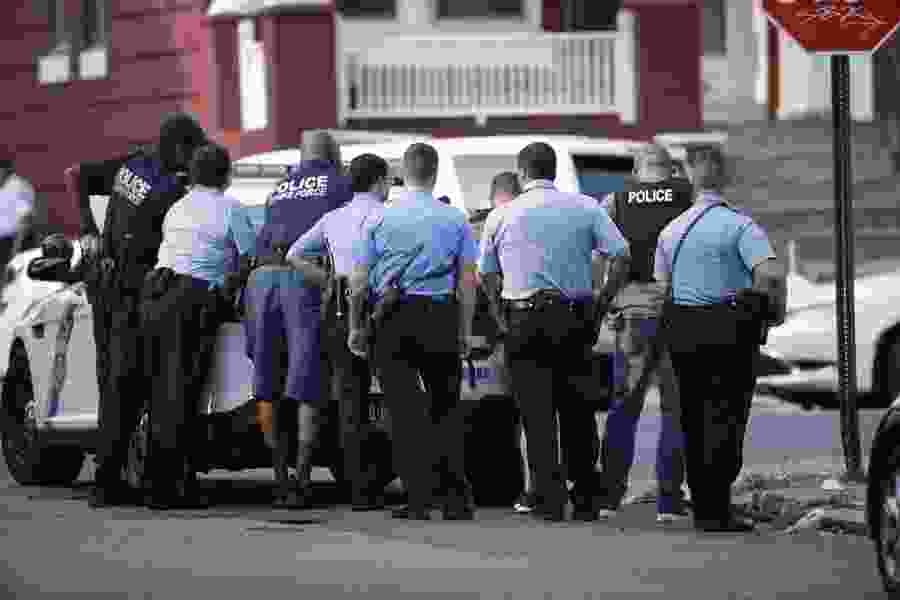 Gunman wounds at least 6 police officers in Philadelphia