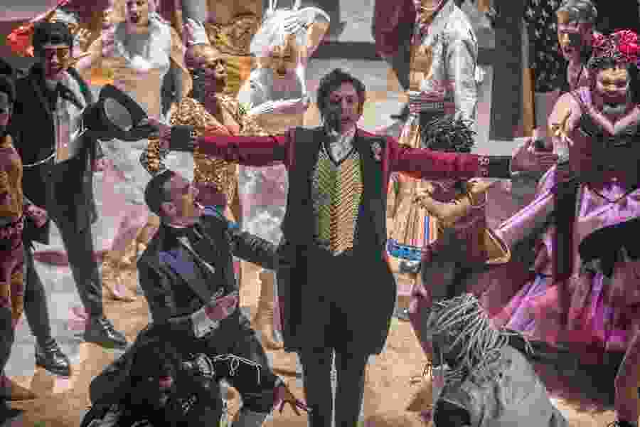 Hugh Jackman and some Utah-grown talent deliver Barnum's bravado in musical 'The Greatest Showman'