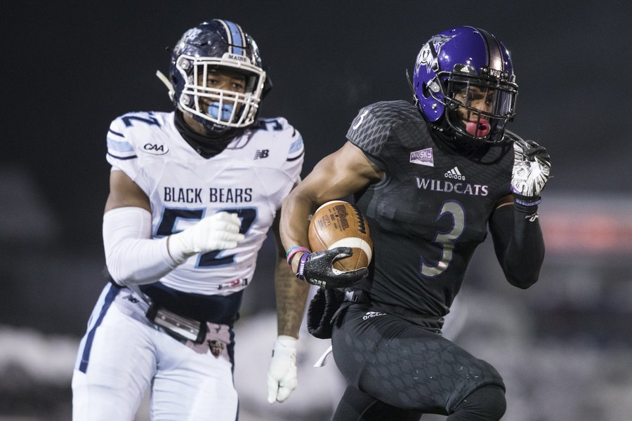 Maine Knocks Weber State Out Of The Fcs Playoffs 23 18 The Salt