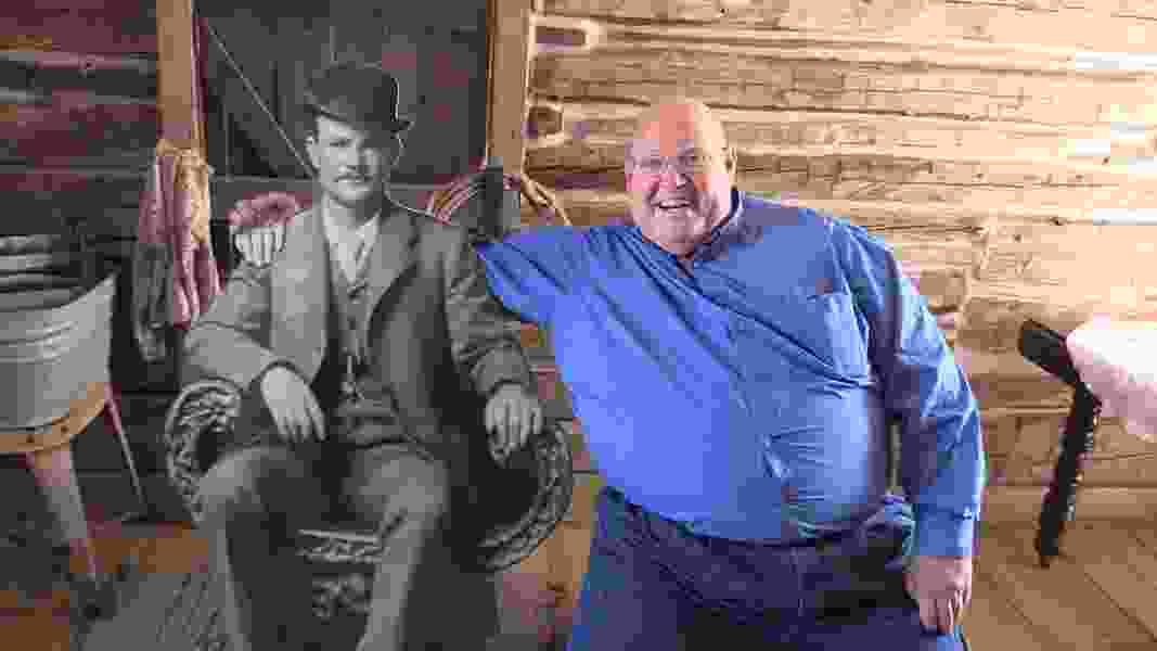 Utah parks Director Fred Hayes dies