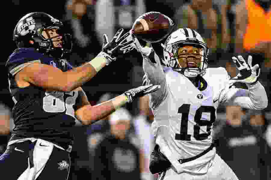 It's taken almost five years, but BYU cornerback Michael Shelton is finally getting his chance as a full-time starter with the Cougars