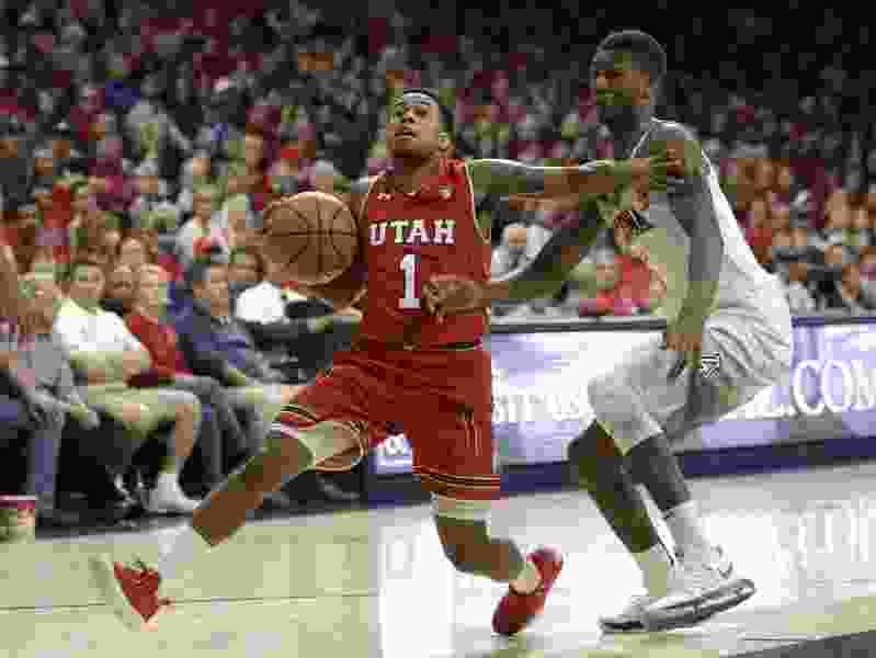 'We got the look. We got the foul.' Instead, Utes get a loss at Arizona