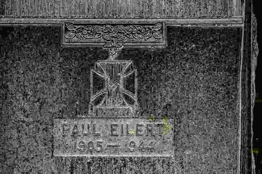 How a swastika-engraved gravestone got into a Utah military cemetery and why some want it gone