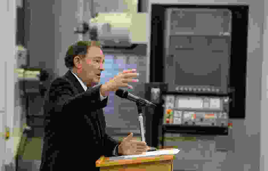 Gov. Herbert's office prepares plan to expand sales tax and increase the tax on food