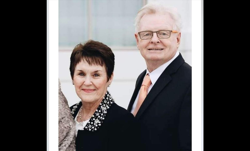 (Courtesy of The Church of Jesus Christ of Latter-day Saints) Allen Dee Pace, age 68 of Willard, Utah, has died of the coronavirus. Pace was serving a senior mission with his wife, Nedra, in Detroit when he became ill.
