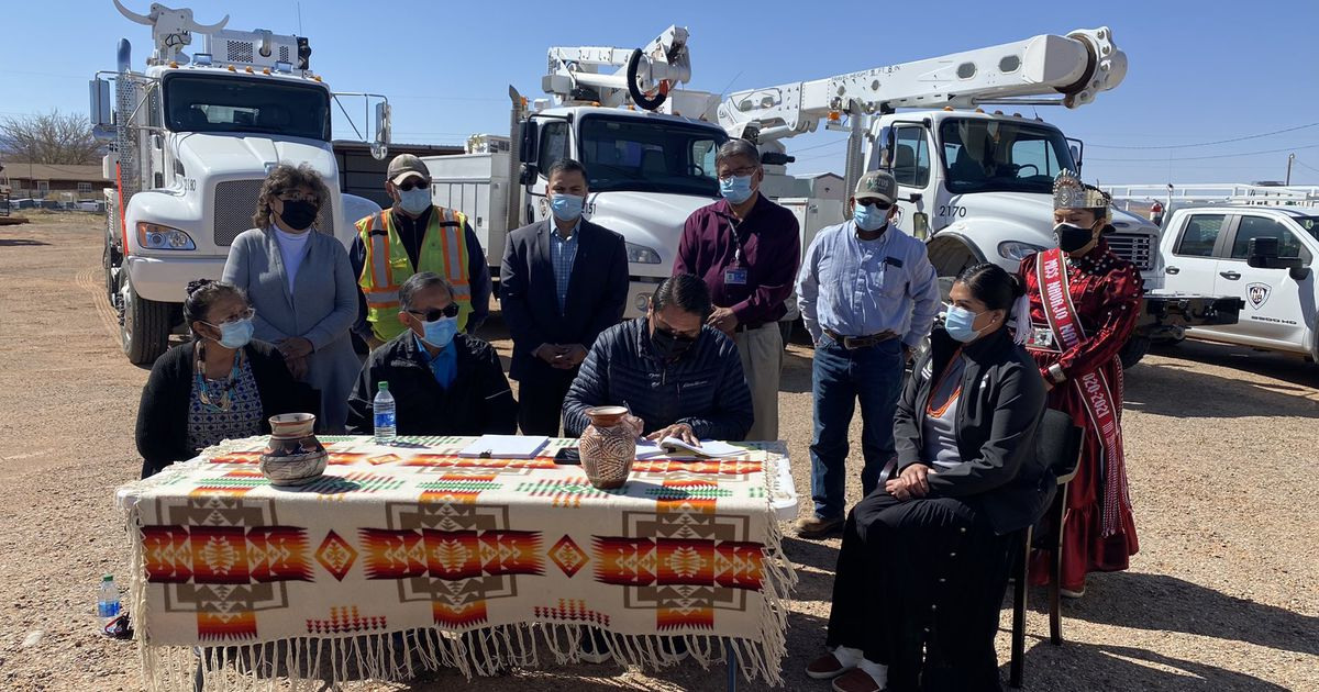 Solar project Navajo Nation will make San Juan County an even larger exporter of renewable energy