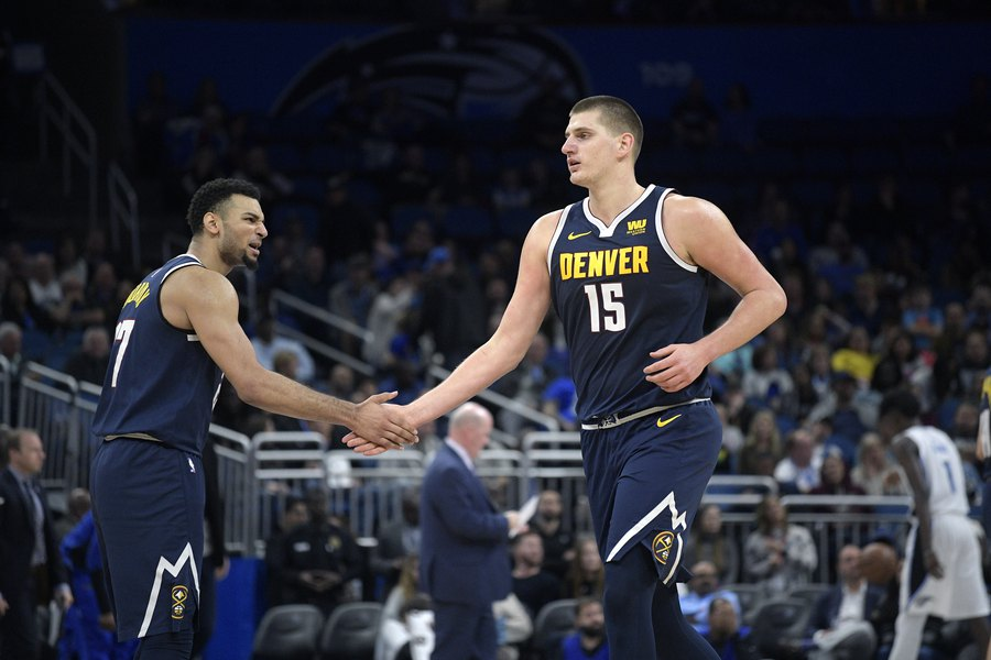 Image result for nuggets basketball