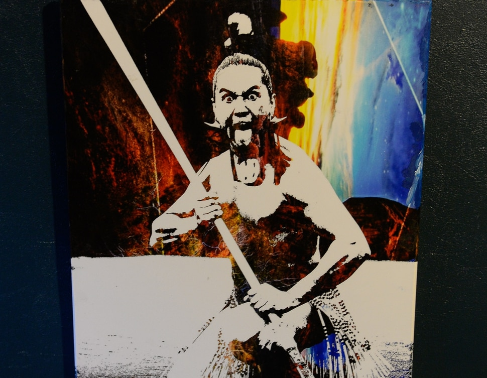(Francisco Kjolseth   The Salt Lake Tribune) The Pasifika Enriching Arts of Utah presents their 6th annual art exhibit at the Clubhouse, 850 E. South Temple on Saturday, Aug. 25, 2018, as part of Utah Pacific Islander Heritage Month to preserve culture and heritage through all types of mediums and disciplines.