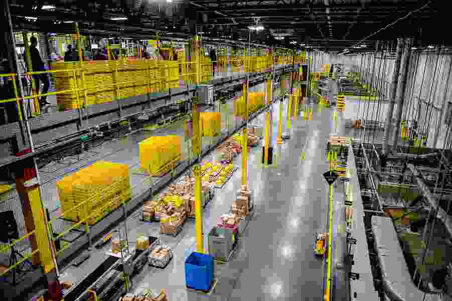 Amazon makes official announcement about its new West Jordan warehouse