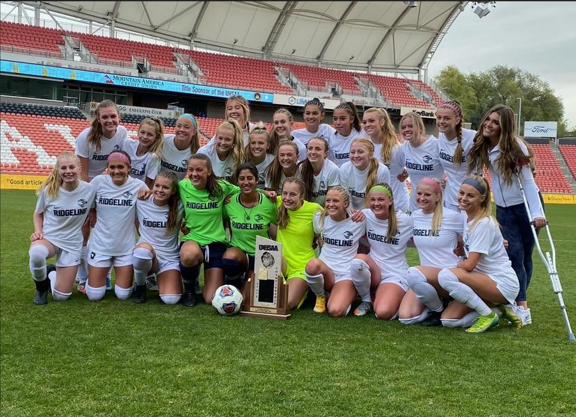 Ridgeline holds off Ogden for first 4A girls soccer championship