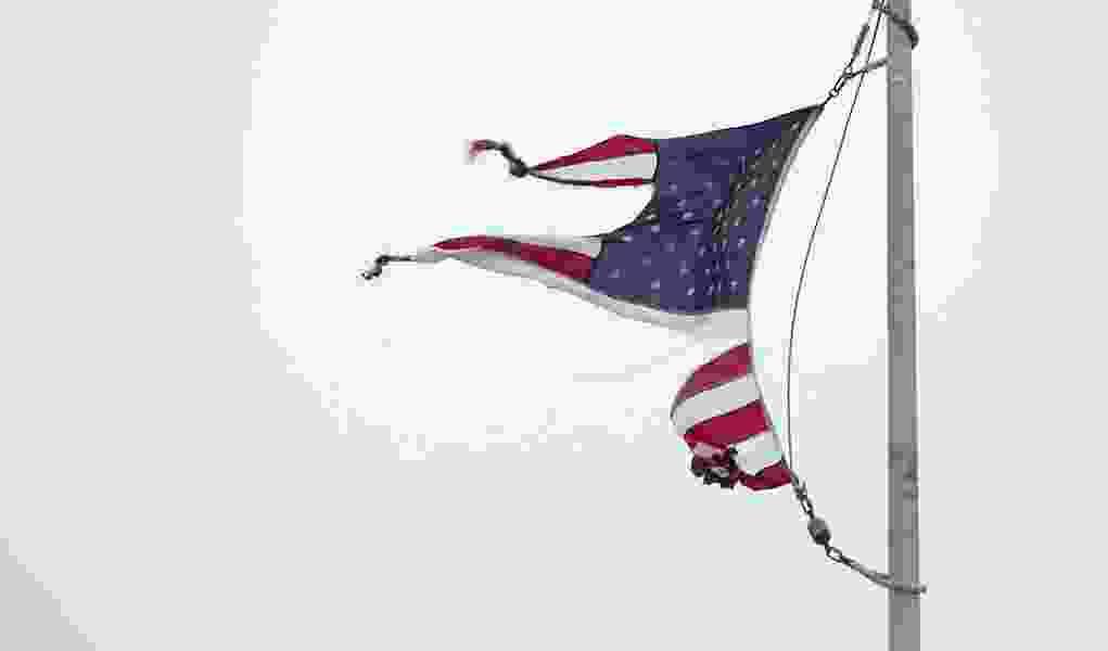 Letter: Pledge of Allegiance assertions no longer ring true