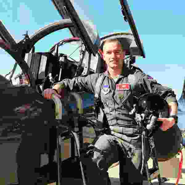 Air Force pilot killed during training laid to rest in Utah