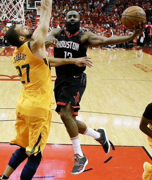 Rockets Jazz Game 1: Jazz Blitzed In First Half Of 110-96 Loss To Rockets In