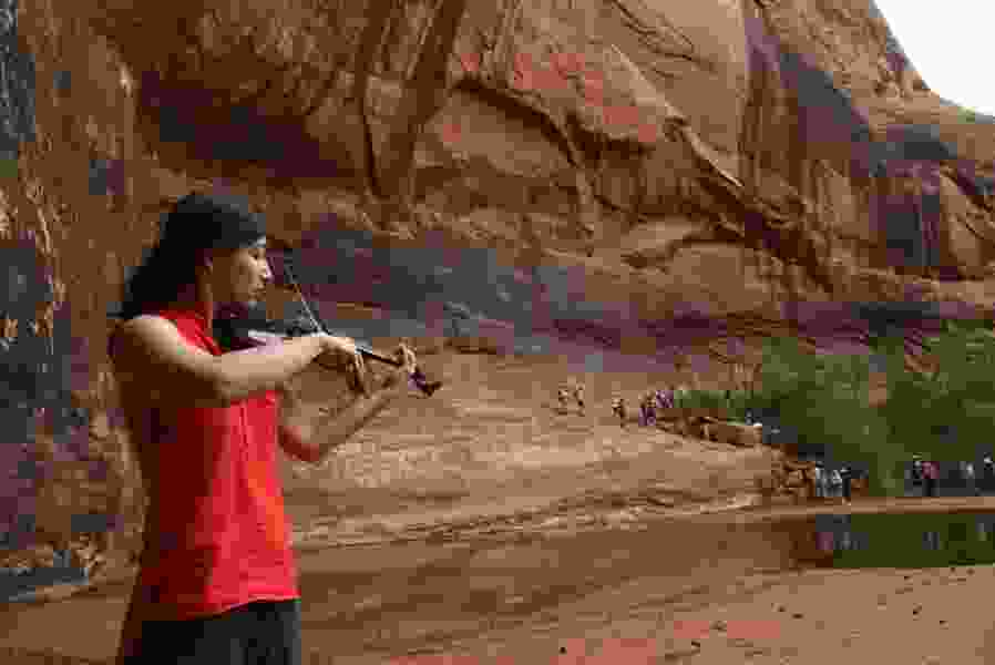 Moab Music Festival marks 25 years of music among the rocks