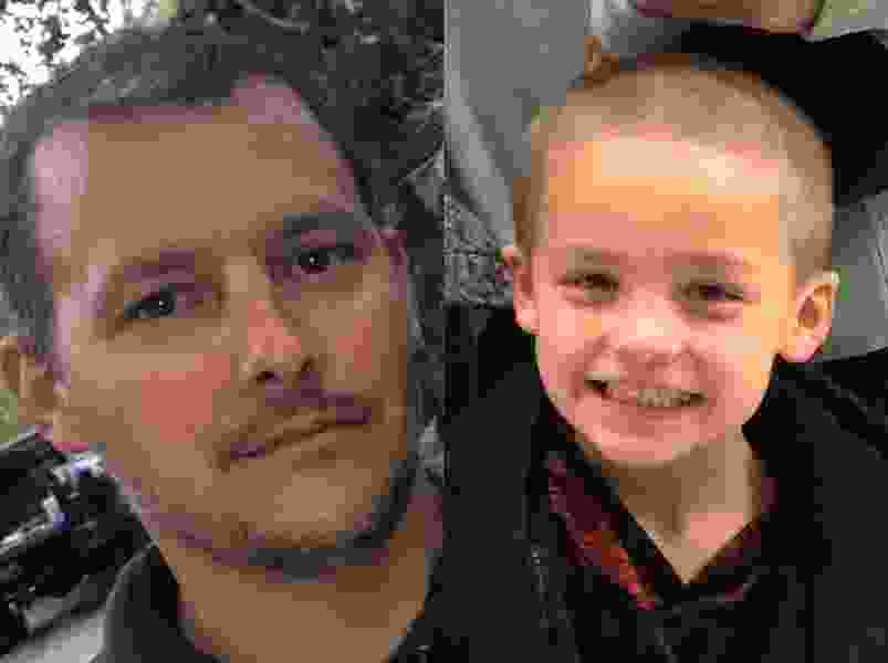 Missing Utah father and son found safe and sound
