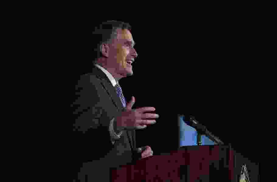 Dana Milbank video: I don't need binders of reasons to love Mitt Romney