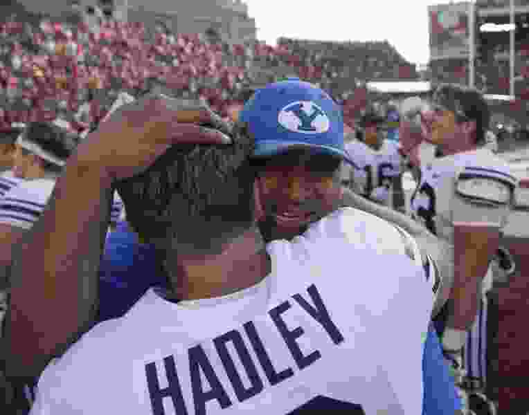 Monson: Kalani Sitake dances after big BYU win; others, like me, open their wallets
