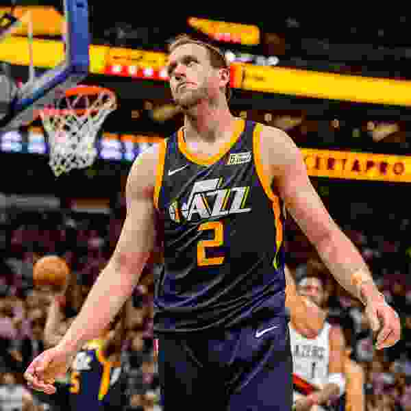 Jazz have lost three straight, and if things don't change, it might get worse