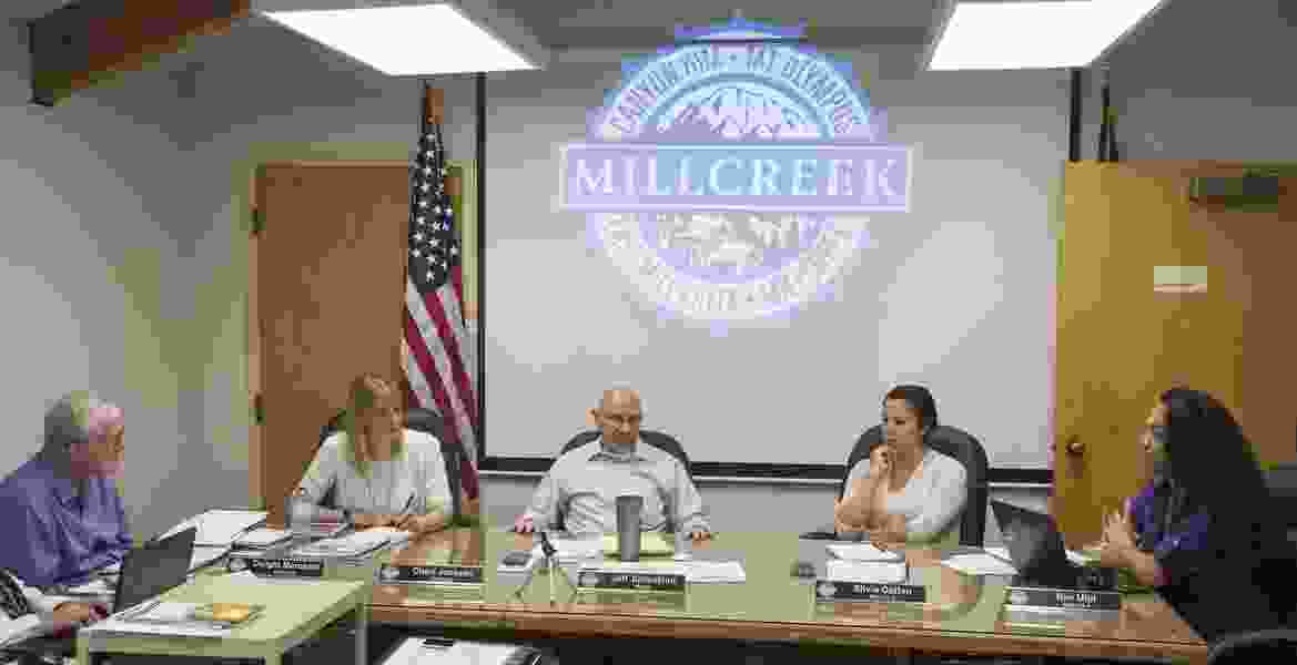 Split Millcreek City Council adopts new ordinance regulating the state's powerful billboard industry