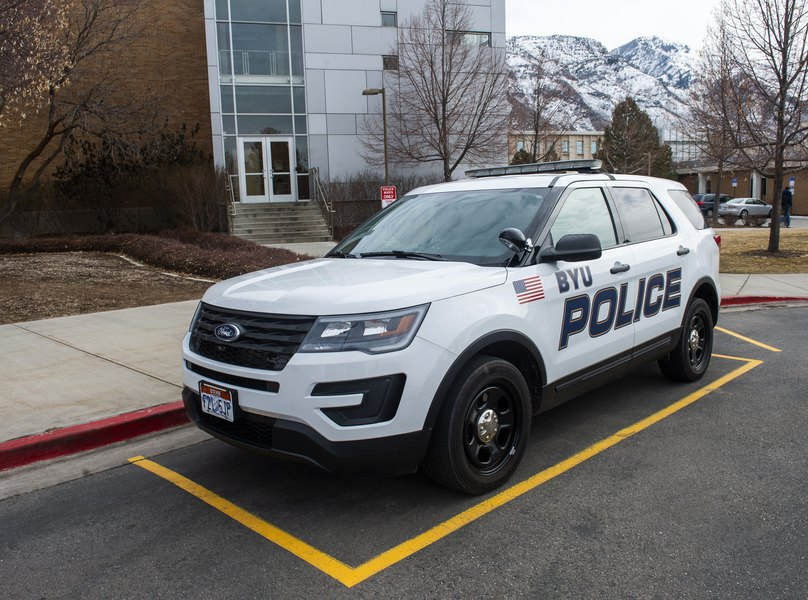 Brigham Young University appeals the state's decision to decertify its police department, saying the move is 'extreme and unprecedented'