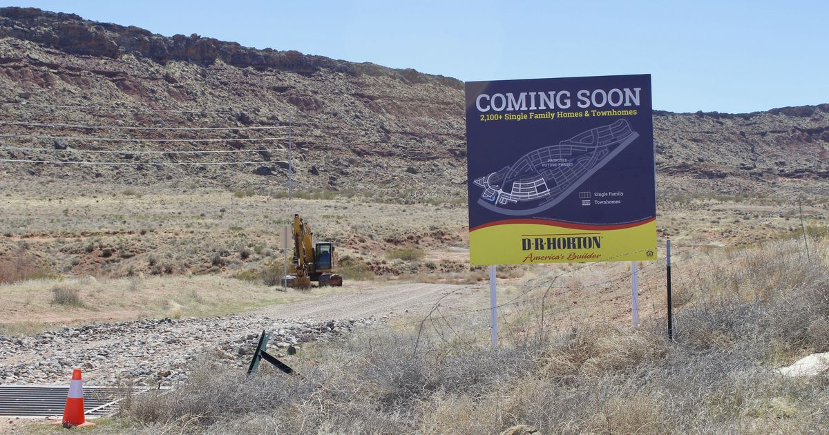 Advocates concerned about southern Utah road extension