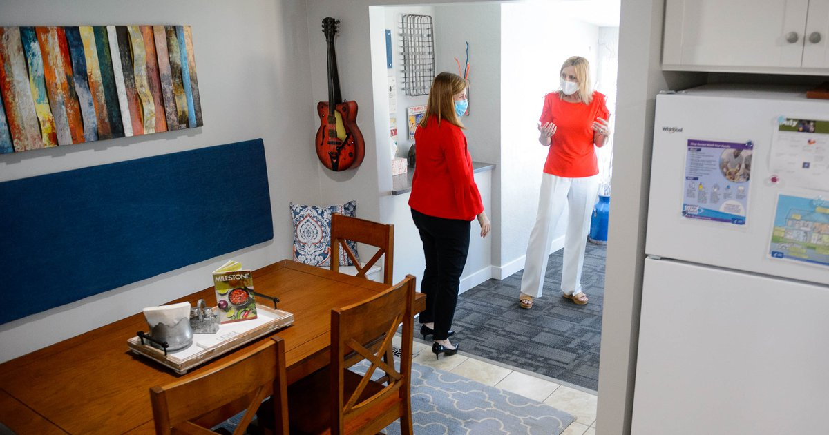 New transitional housing offers homeless youth a safe place to land